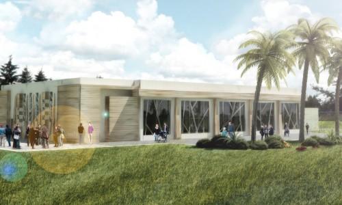 Aрхитектурен дизайн на Плувен Басейн